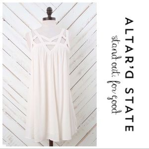 Altar'd State Eye Catching Dress